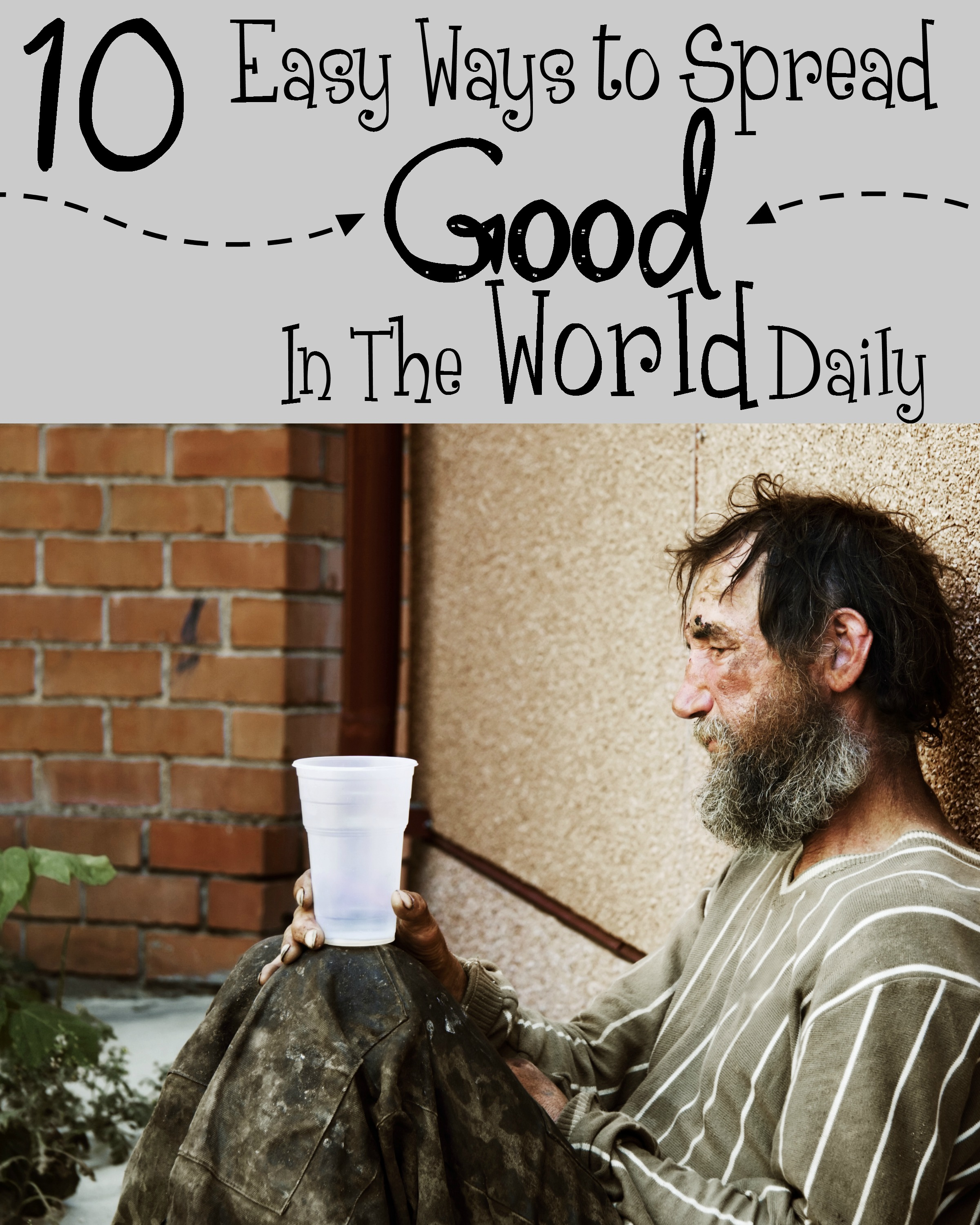 10 Easy Ways To Fix Your Door In Under An Hour: 10 Easy Ways To Spread Good In The World Daily