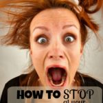 How to Stop Screaming at Your Kids
