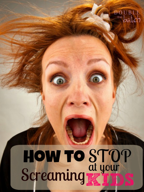 A humorous tip that really works to shift from angry mom to playful mom