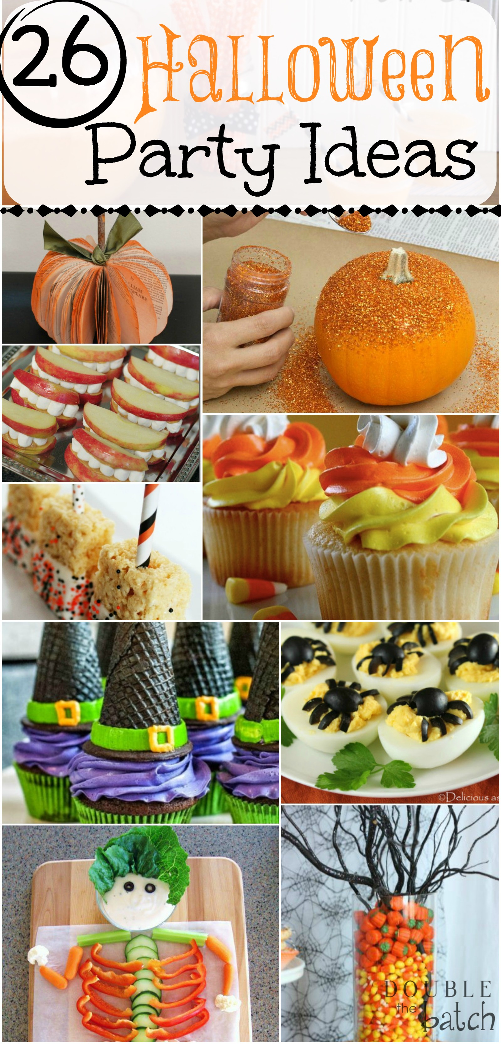 Cheap Halloween Food Ideas For Parties. Slime Filled Coconut Lime ...