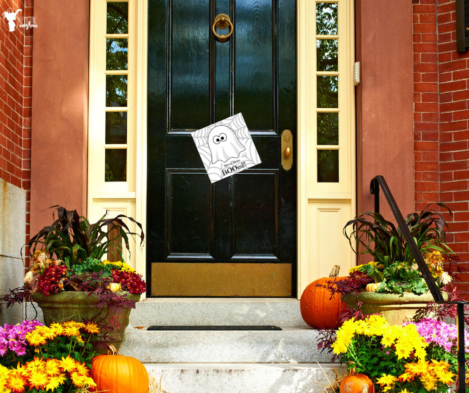Boo Your Neighbors-Halloween Printables