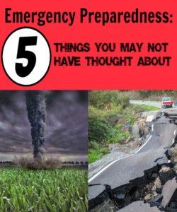 Dan Emergency Preparedness