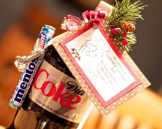 "Diet Coke ""Geyser"" Gift  by FLIPZLES"