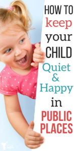 Young children in public can be hard, from church, doctors office, meetings, and other misc stuff here are great ideas to help keep your child happy and quiet