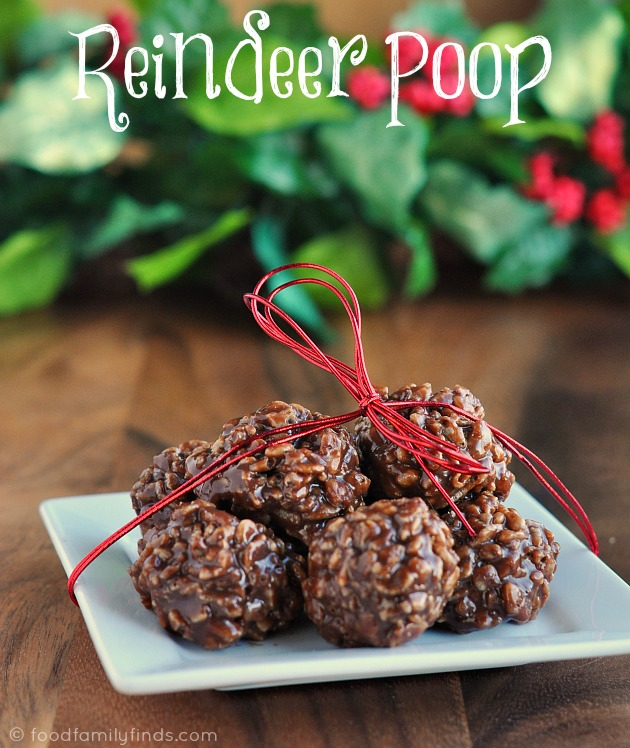 Reindeer Poop by Food Family Finds