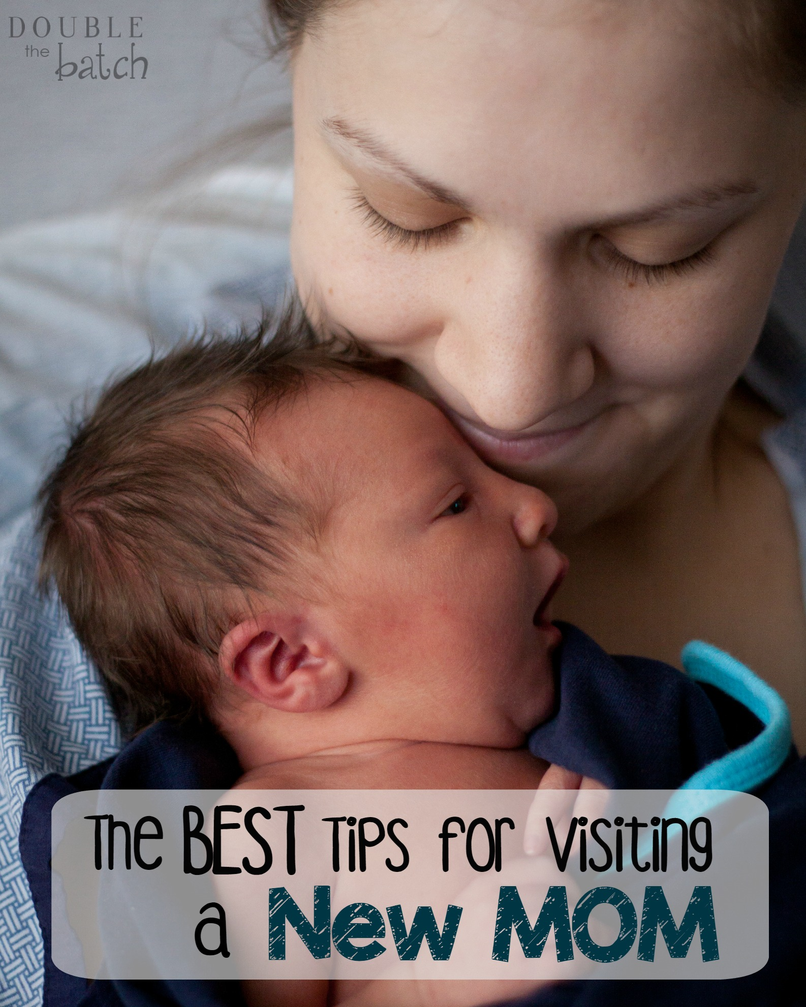 Tips for Visiting a New Mom