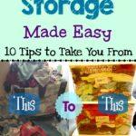 Children's Clothing Storage Made Easy