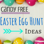 Candy Free Easter Egg Hunt