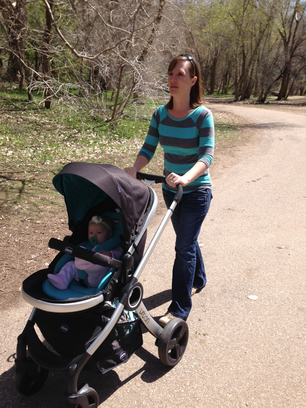Chicco Urban Stroller Review Double The Batch