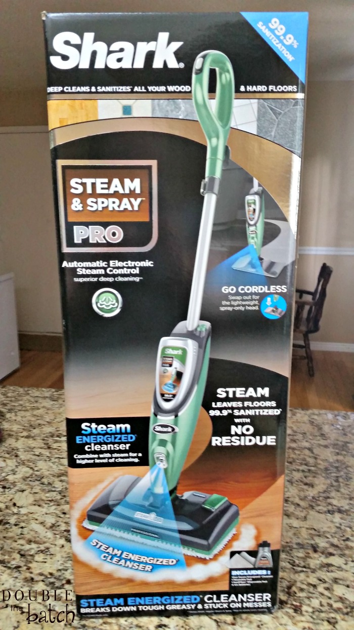 Shark Steam and Spray Pro