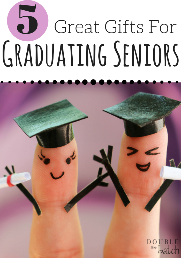 5 Great Gifts for Graduating Seniors