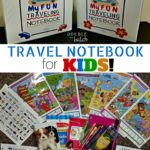 DIY Road Trip Binder for Kids