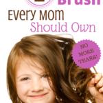 The Best Hair Brush for Tangled Hair