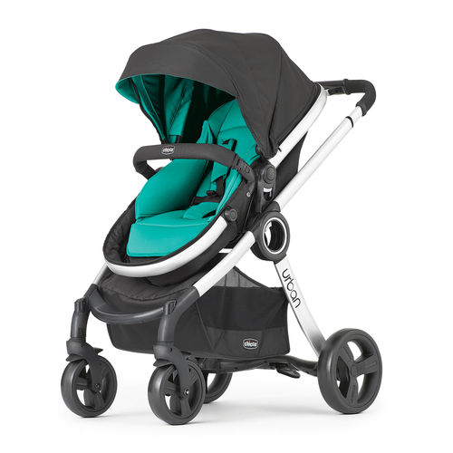 If you are looking for a high-quality, versatile, stylish stroller, the Chicco Urban does not disapoint.