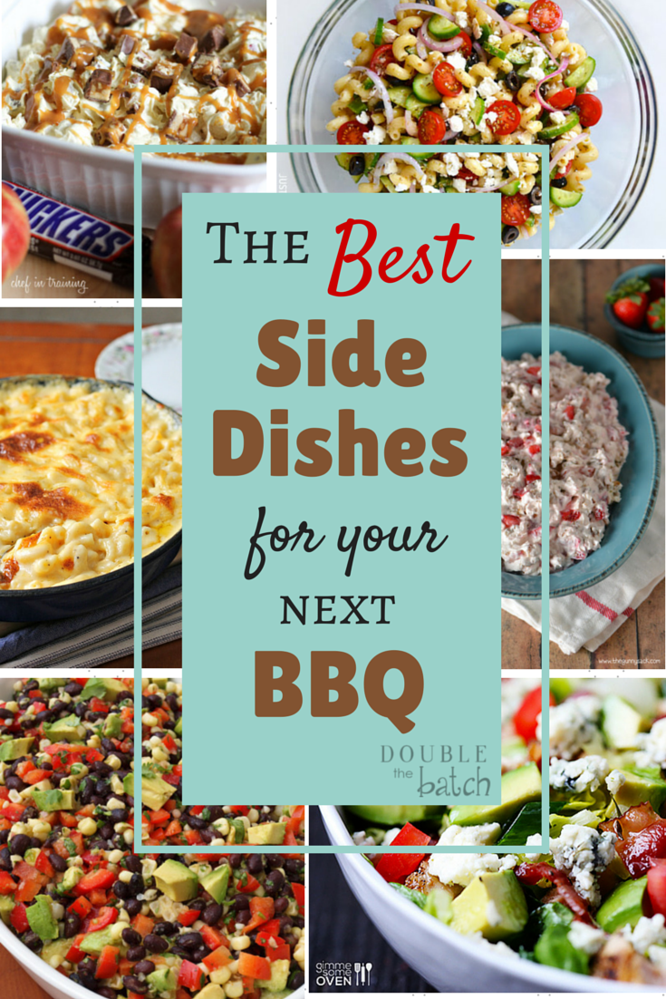 #upliftingmayhem.com A collection of solid side dishes to help you wow your family and friends at your next BBQ!
