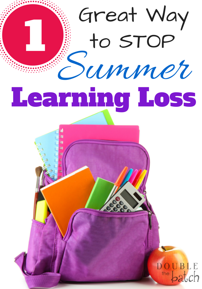 Summer Learning Loss? No way! Here's a great way to continue learning while also having fun during the summer! #SmartSummer #IC #ad