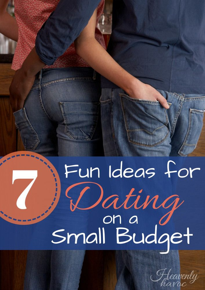 Ideas for dating on a small budget