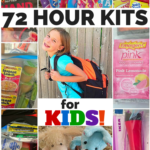 How to Make 72 Hour Kits for Kids
