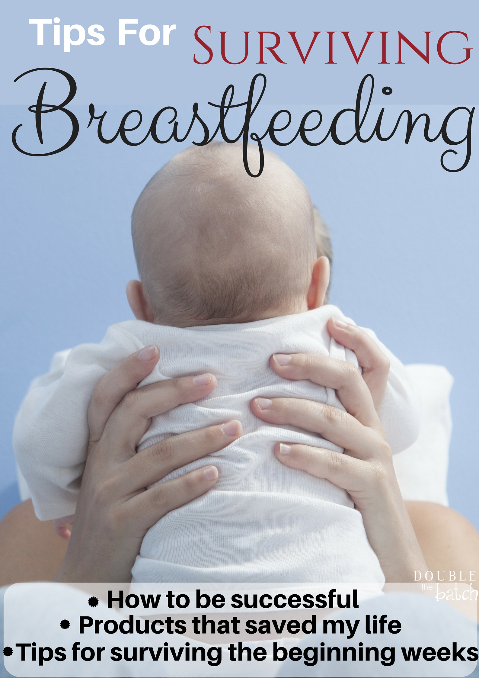 We all know breastfeeding can be a big challenge at times, especially in those first few weeks, thankfully there are so many ways to make it a more easy and enjoyable experience!