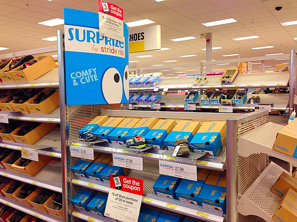 Surprize by Stride Rite at Target