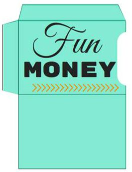 Fun Money Gift Card Holder Printable