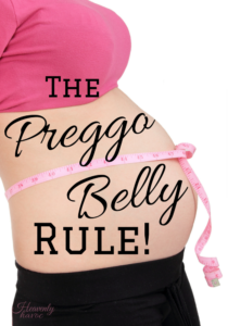 This was so funny and hit so close to home! Whether you are pregnant,or just look like you are, you will love this!