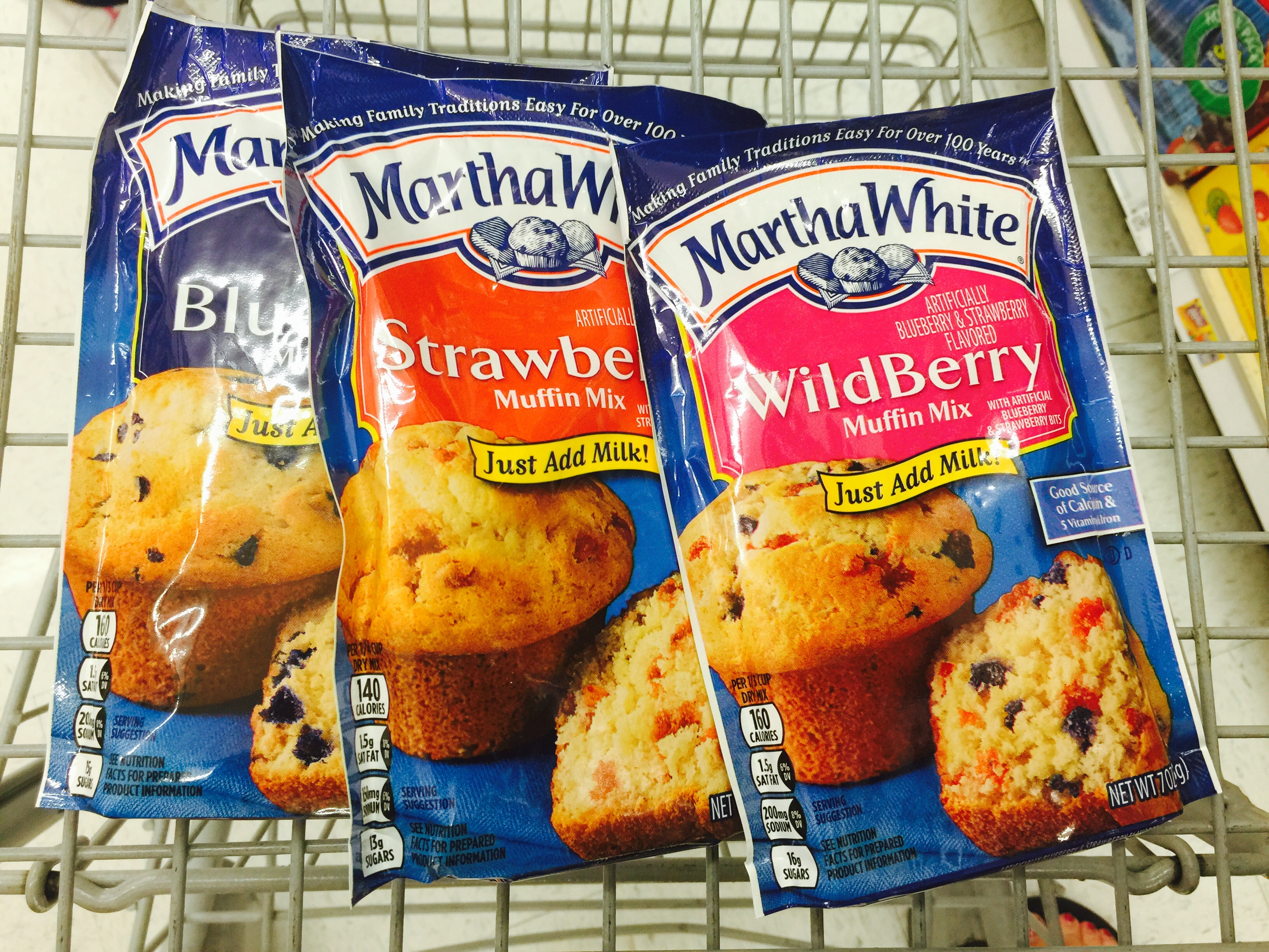 Martha White Mixes save the day! #sponsored #ad