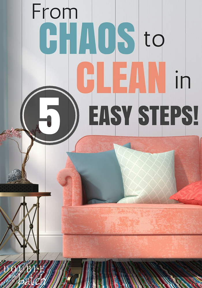 Easy House Cleaning