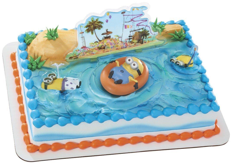 Despicable Me Cake Uplifting Mayhem