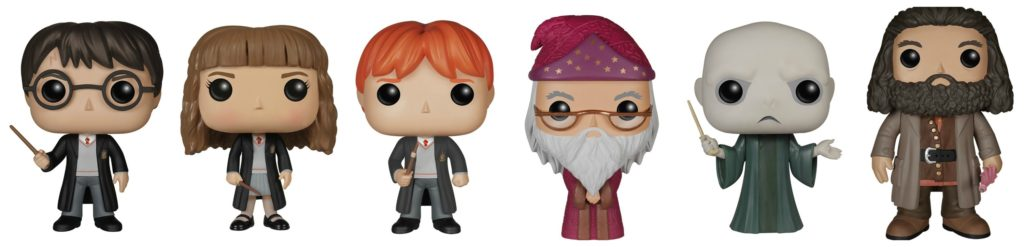 Harry Potter Figurines
