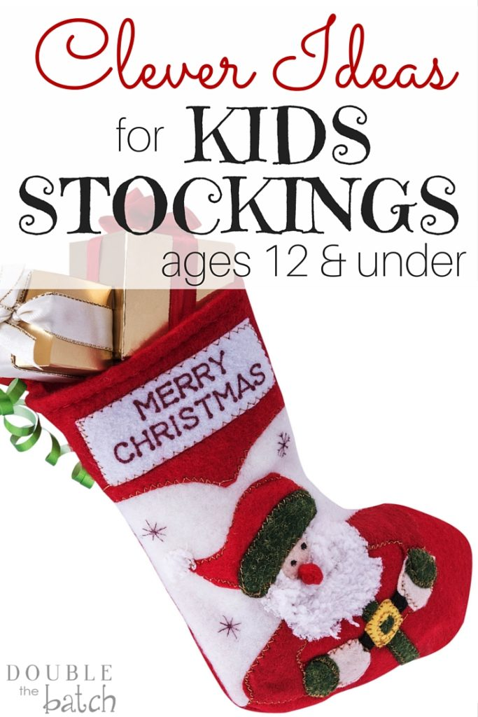 So many great ideas for Stocking Stuffers!