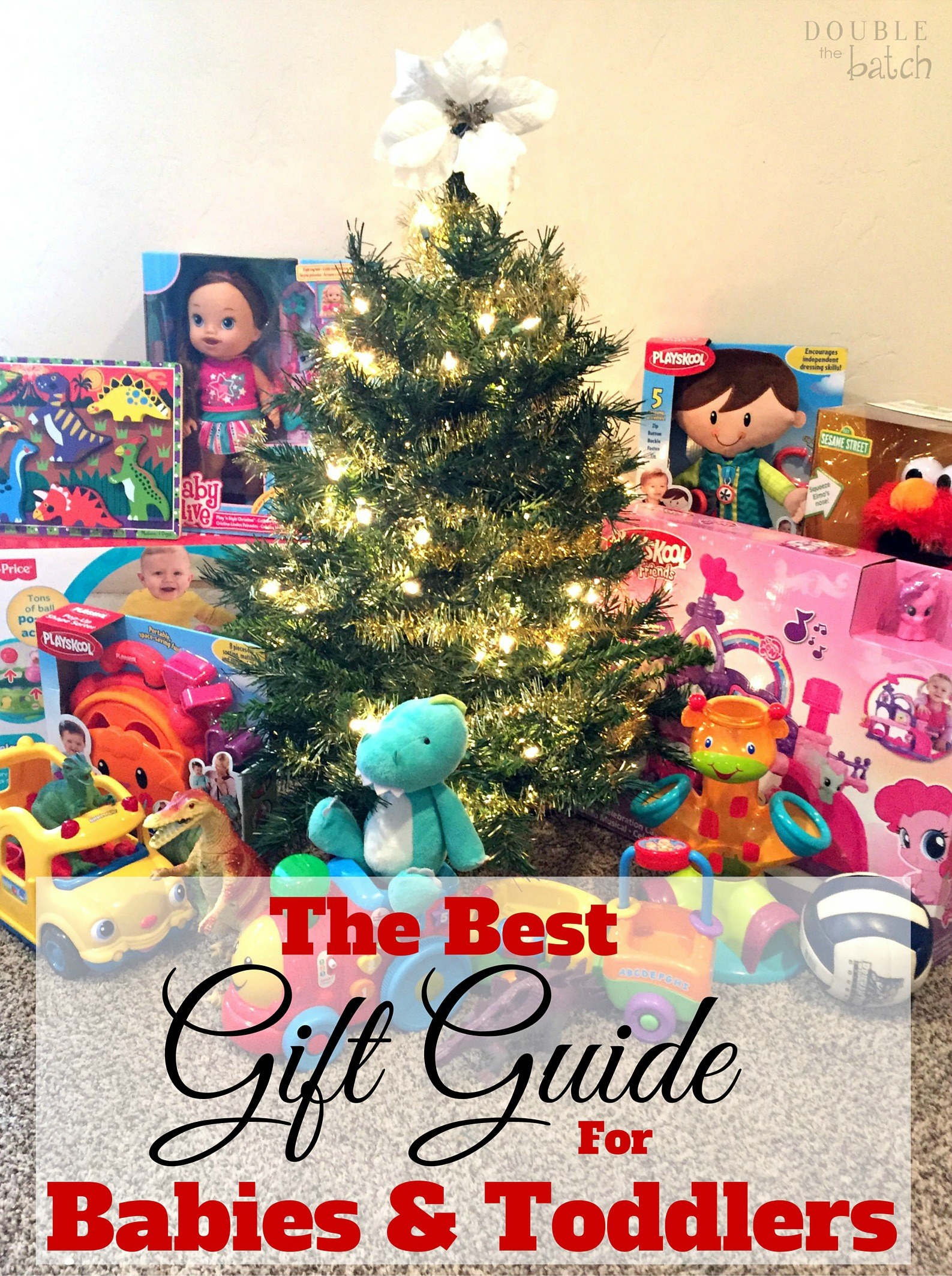 The Best gift guide for babies and toddlers