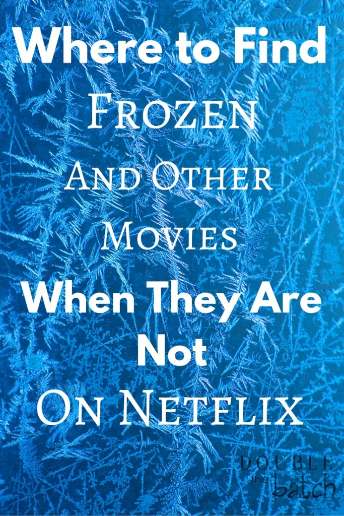 There is a fantastic option out there for when you can't find the movie you want on Netflix. Check it out!