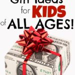 Small Budget Gift Ideas for Kids