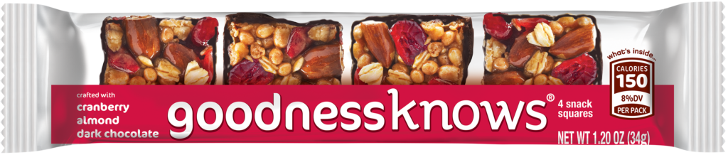 Loving these goodnessknows snack squares! #tryalittlegoodness #sponsored #ad