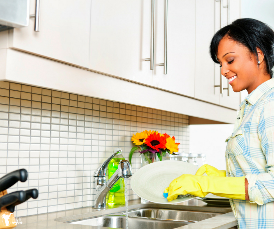 1 Routine that will help keep your house clean