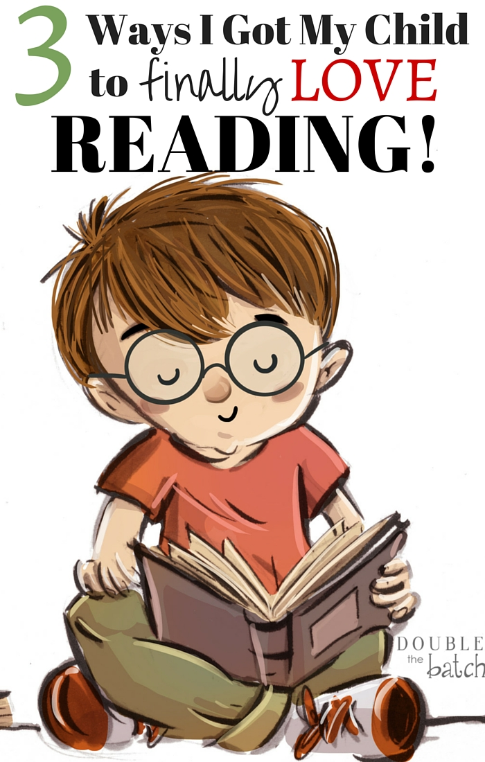 How do I Motivate my Child to Read?