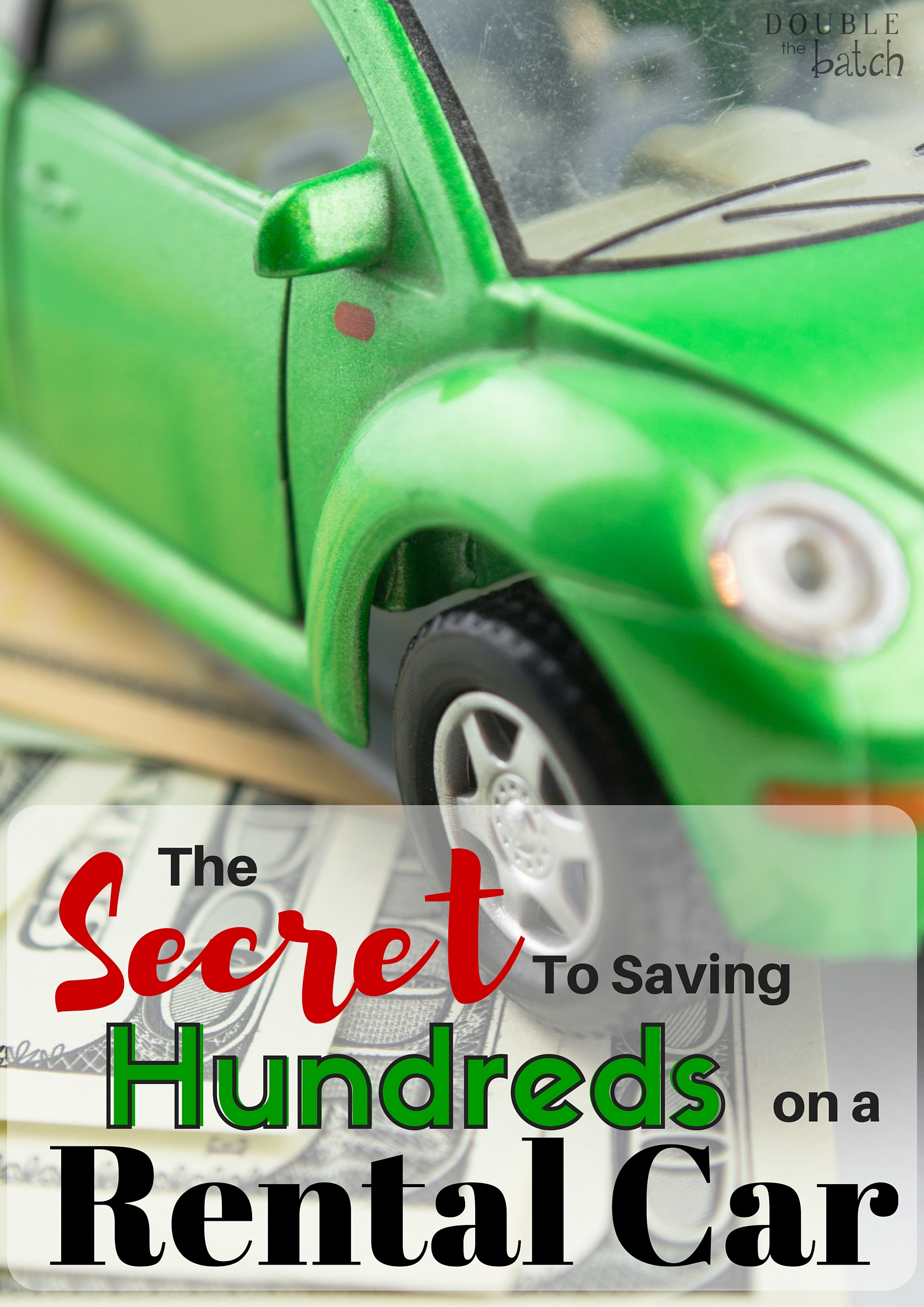 I found the best secret to getting a cheap rental car and you HAVE to know about it!