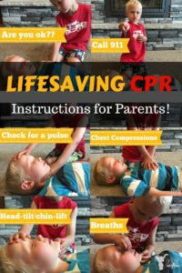 LIFE SAVING CPR