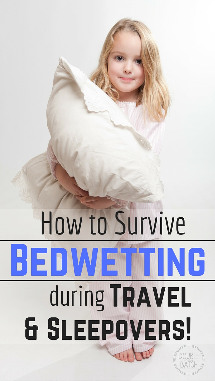 Great tips for suriving bedwetting when yooure kids are away from home! #RestEasyTonight @GoodNites