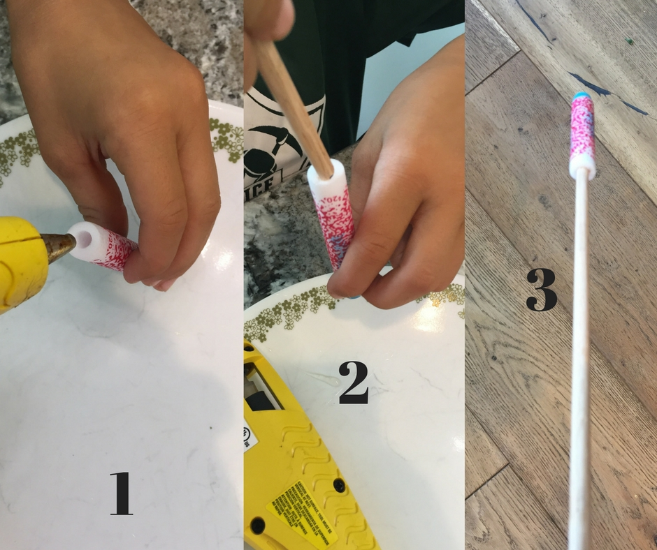 Make your own PVC Bow & Arrow that your kids will spend hours playing with!