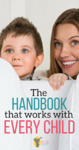 Do you wish your child came with a handbook? Parenting is hard, being a mother is hard but this handbook will make it easier!