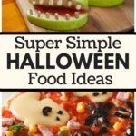 Super Simple Halloween Food Ideas