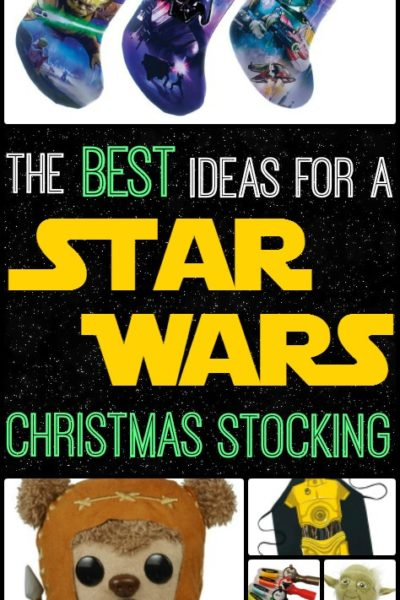 Star Wars Themed Christmas Stocking