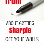 The Truth About Getting Sharpie Off Your Walls