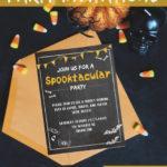Free Halloween Party Invitations