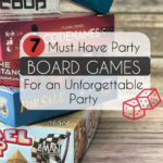 7 Must Have Party Board Games