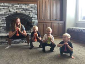 Core Building Exercises for Mamas