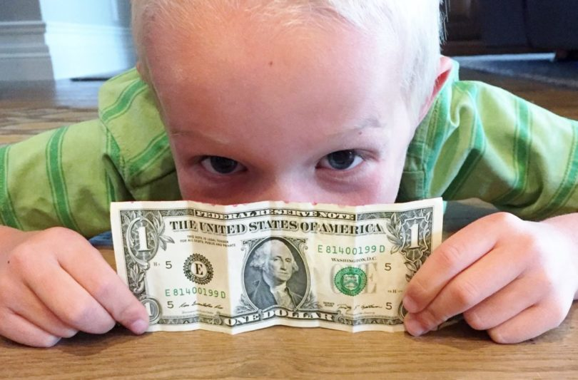 5 Ways to Teach MONEY SMARTS When Your KID is YOUNG!