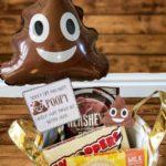 Free Gift Tag Printables Using the Poop Emoji